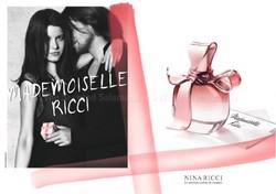 Nina Ricci Mademoiselle Ricci, a New Perfume of Rom-Com (2012) {New Fragrance}