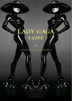Lady Gaga Fame Might be yet Another Big-Shouldered Hydrocarbure Drama, a Futuristic One this Time {Perfume Images & Ads}