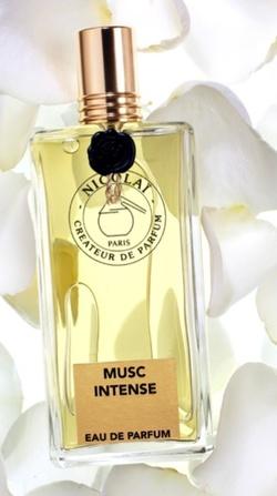 Parfums de Nicolaï Musc Intense (2012) {New Perfume}