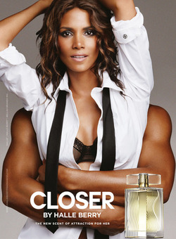 Halle Berry Closer (2012) {New Perfume} {Celebrity Fragrance}