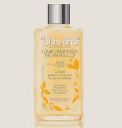 Bien-Etre L'Eau Parfumée des Familles (2012) {New Perfume}
