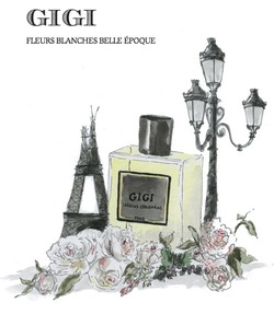 Jardins d'Ecrivains Gigi (2013) {New Perfume}