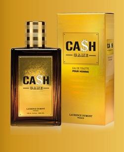 Laurence Dumont Cash pour Homme & Femme (2013) {New Fragrances}
