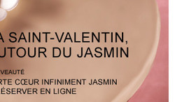 A Jasmine Treat for Valentine's Day by Pierre Hermé {Fragrant Recipes & Taste Notes}