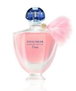 Guerlain Shalimar Parfum Initial L'Eau Si Sensuelle (2013) {New Perfume}