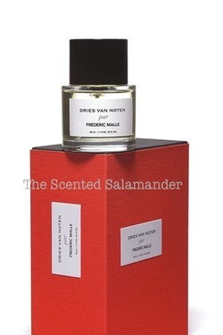 Dries Van Noten par Frédéric Malle (2013): The Personality Pitch, Not a Celebrity {New Perfume}