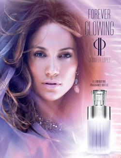 Jennifer Lopez Forever Glowing (2013): Sweet Scent of Success {New Fragrance}