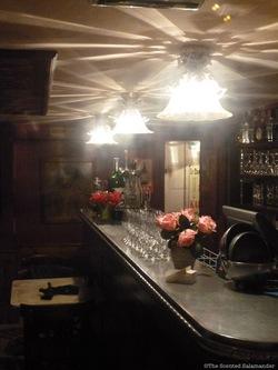 Eve of Saint Valentine's Day: Roses & Gloves in a Paris Café {Fragrant Images}