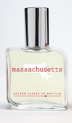 United Scents of America Massachusetts (2013): Scent of a Rustic Autumn {New Perfume}
