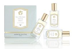 Annick Goutal Launch Les Colognes Eau d'Hadrien, Vétiver, Néroli (2013) {New Perfumes}