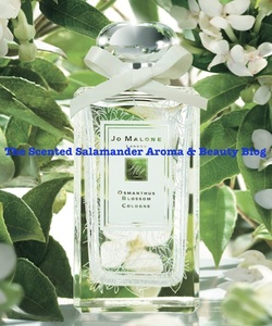 Jo Malone Osmanthus Blossom Cologne (2013) {New Perfume}