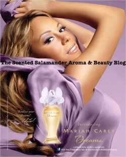 Mariah Carey Dreams (2013) {New Perfume} {Celebrity Fragrance}