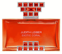 Judith Leiber Exotic Coral (2013) {New Perfume}
