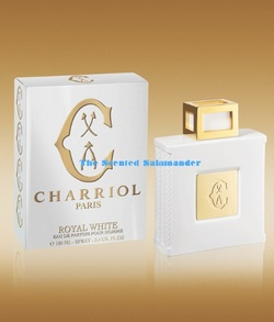 Charriol Royal White (2013) {New Perfume} {Men's Fragrance}