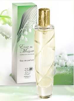 ID Parfums Elixir de Muguet & a Recap on the Lily of the Valley Conundrum (2013) {New Perfume} {Scented Thoughts}