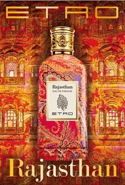 Etro Rajasthan (2013) {New Perfume}