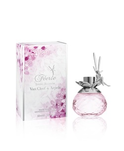 Van Cleef & Arpels Féérie Spring Blossom (2013): Little Masterpiece Alert {Perfume Short (Review)}