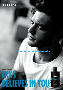 IKKS Believes In You (2013) {New Perfume} {Men's Fragrance}