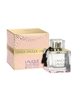 Lalique L'Amour (2013): On French-Japanese Art Relations {New Perfume}