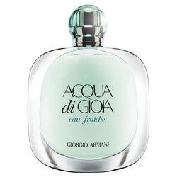 Giorgio Armani Acqua di Gioia Eau Fraîche Infuses Jasmine Tea (2013) {New Perfume - WOW AWARD}