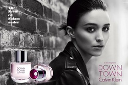 Calvin Klein Downtown Fronted by Rooney Mara (2013): Again, that Generational Thing {New Perfume} {Celebrity-Endorsed Fragrance}