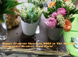 Happy May day 2013! {Perfume Images & Ads}