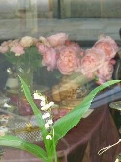 Paris is Blooming in the Spring VI: Muguet, Twine, Roses & Peonies {Perfume Images}