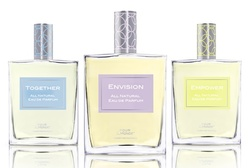 Pour le Monde Together, Envision, Empower (2013): Good Green Frontier {New Fragrances} {Green Products}