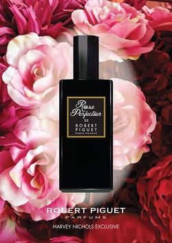 Robert Piguet Rose Perfection (2013) {New Perfume} {Rose Notebook}