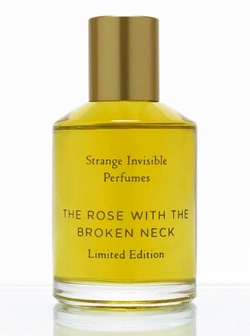 Strange Invisible Perfumes The Rose with the Broken Neck (2013) {New Perfume} {Rose Notebook}