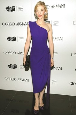 Cate Blanchett to be the Face of New Armani Fragrance out this Summer of 2013 {Fragrance News} {Celebrity Perfume}