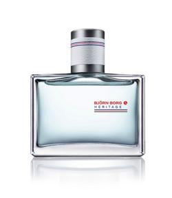 Björn Borg Heritage (2013) {New Perfume} {Celebrity Fragrance} {Men's Cologne}