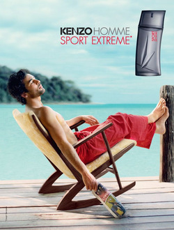 Kenzo Homme Sport Extrême (2013): Chill Ad {New Fragrance} {Men's Cologne}
