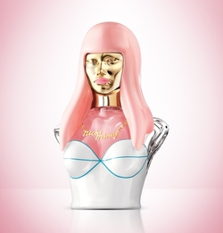 New Perfumes in 2012: Nicki Minaj Pink Friday {Celebrity Fragrance}