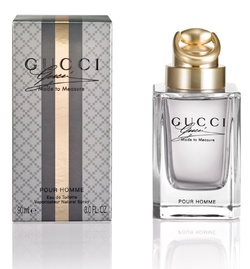 Gucci Made to Measure for James Franco (2013) {New Fragrance} {Men's Cologne}