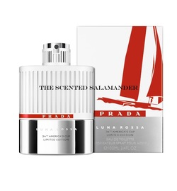 Prada Luna Rossa 34th America's Cup Collector Edition (2013) {Fragrance News - New Flacon} {Men's Cologne}