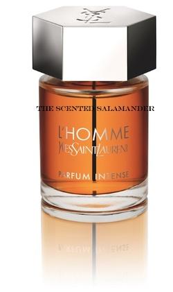 Yves Saint Laurent L'Homme Parfum Intense (2013) {New Perfume} {Men's Cologne}