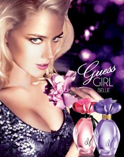Guess Girl Belle (2013): Sensual Muses {New Fragrance}