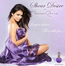 Rhonda Shear Shear Desire (2013) {New Perfume}