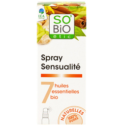 So' Bio Etic Spray Sensualité 7 Huiles Essentielles Bio (2013}: Do We Know Each Other? {New Fragrance} {Perfume Short}