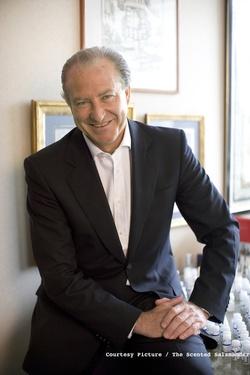 Q et R Parfum avec Alberto Morillas: Autour du Lancement d'Iris Prima de Penhaligon's