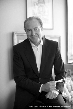 Perfume Q & A with Perfumer Alberto Morillas: Around the Launch of Iris Prima by Penhaligon's