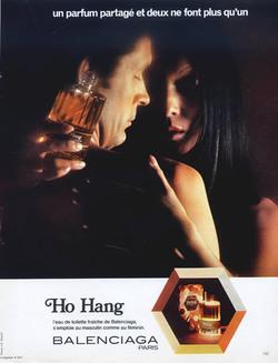 Ho Hang by Balenciaga  {Perfume Review & Musings} {Men's Cologne of the Week}