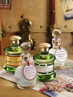 Crabtree & Evelyn Heritage Collection Recaptures Old-World Charm (2013) {New Perfumes}