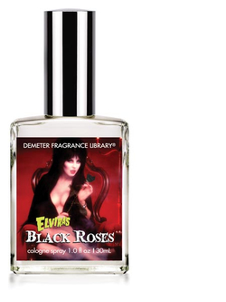 Demeter Elvira Mistress of the Dark Collection (2013): Dangerous Florals for Halloween {New Perfumes}