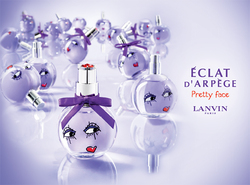 Lanvin Eclat d'Arpège Pretty Face (2013) {Fragrance News} {New Flacon}
