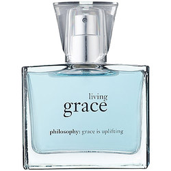 Philosophy Living Grace EDP & Cream (2013): A Wellness Perfume for Women Gets Stronger {New Fragrance}