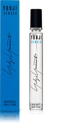 New Fragrance: Yohji Yamamoto Yohji Senses (2013)