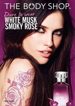 The Body Shop White Musk Smoky Rose (2013): All-Around Easy {Perfume Review & Musings}