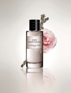 Dior Gris Montaigne - with an Aside on the Miss Dior Exhibition (2013) {Perfume Short (Review)} {New Fragrance}
